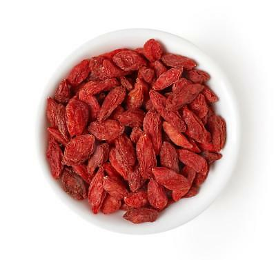 Gluten Free Ingredients Organic Goji Berries 5kg Natural Bulk Wholesale