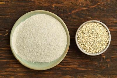 Gluten Free Ingredients Organic Quinoa Flour 3kg Natural Bulk Wholesale