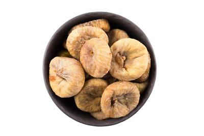 Gluten Free Ingredients Organic Figs  3kg Natural Bulk Wholesale
