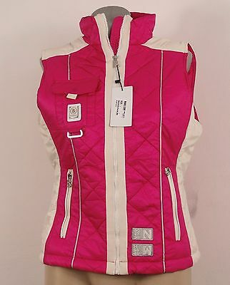 Never-Used-with-VESTC-Bogner-Women-roseate -rosy -S -JASKET-