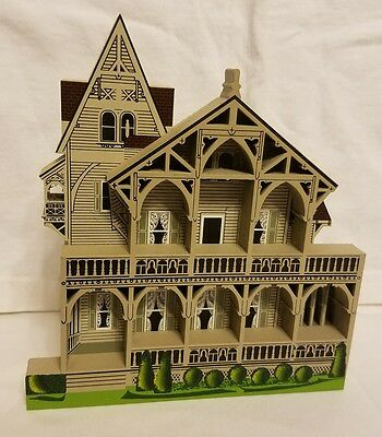 1996 Shella's Collectables Clark House Branford Connecticut Made In Usa