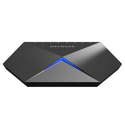 Netgear NIGHTHAWK S8000 GS808E 8 Port Gaming and Streaming Switch
