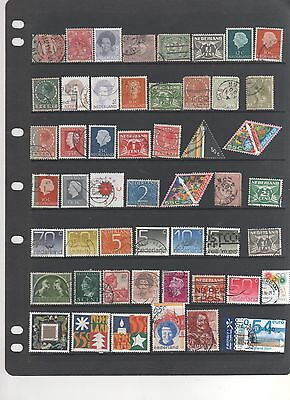Small Collection of   Netherlands & Colonies Stamps 2 All The Stamps Pictured