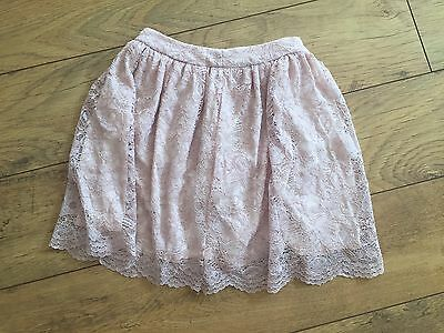 New Look Size 8 Lace Skirt