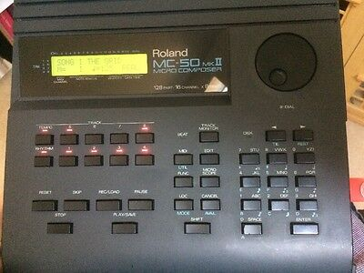 Roland MC 50 Mk2 Sequencer - USB Conversion