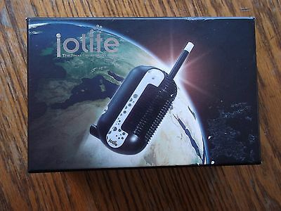 Iolite Vape Original Box, Book, Parts And Instructions Blue