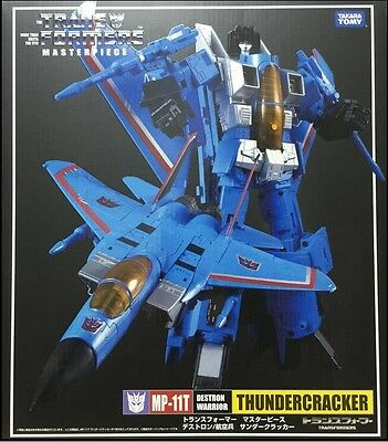 Transformers MP-11T Thundercrackerin G1 Action Figures