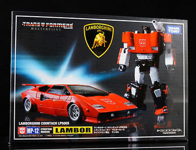 Transformers Masterpiece Cybertron C MP-12 Lambor Lamborghini Countach LP500S