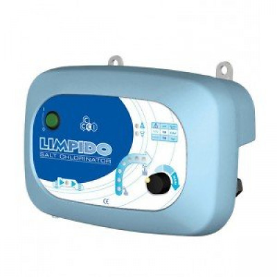 Limpido 100 salt chlorinator - CCEI - for pool up to 100 m³