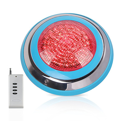 Toplanet 48w Underwater Led Lamp Pool Led Lights RGB Waterproof IP68 Remote Cont