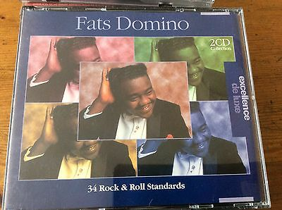 Fats Domino Double Cd