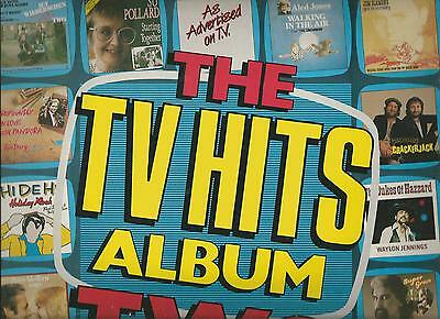 Various Artists - The TV Hits Album (Two) - Towerbell  - 1986 - Mint Vinyl