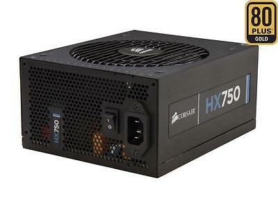 Corsair Professional Series HX750 750W 80Plus SLI-Ready