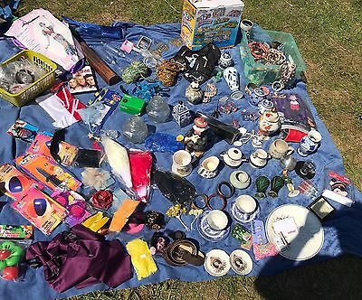 Massive Job Lot Car Boot Items Re Sell Mixed Large Collection