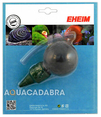 EHEIM Starter Bulb 9mm - 12mm Hose for priming External Filters - 4003540