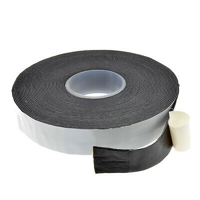 High Voltage Self Fusing Rubber Insulation Tape 0.8mm Thick 10m