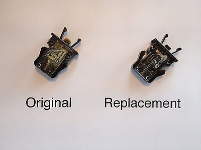 Bang and Olufsen Beolab Penta - OEM control panel catches - one pair