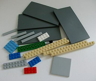 LEGO 3862 Harry Potter Hogwarts Game Spares /Replacement Parts Mixed Pieces