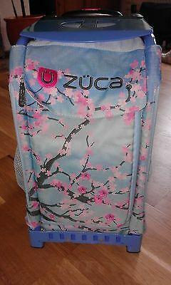 Zuca bag with Hanami insert. Very good used condition.