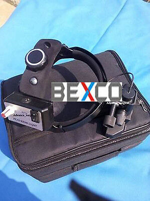 TOP QUALITY, LED Indirect Ophthalmoscope Binocular,Accessories Wireless By BEXCO