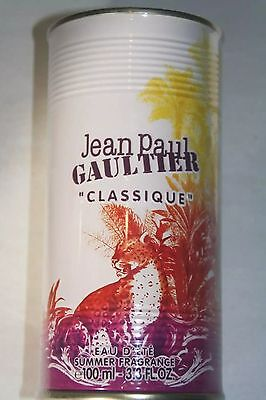 "Jean Paul Gaultier Women's ""Classique"" Summer Fragrance 100ml"