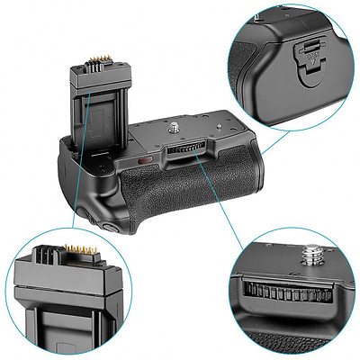 Meike Battery Grip with LCD Monitor and IR Remote Controller for Canon 500D/450D
