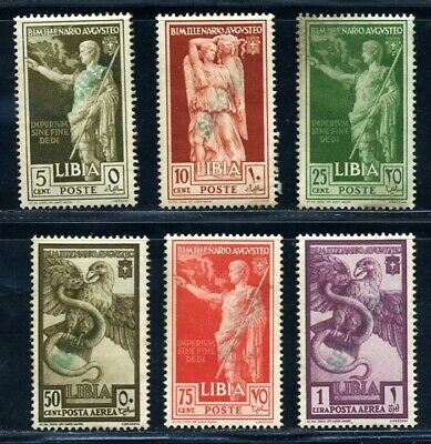 Libya Speciments Eagles Italian Colonies