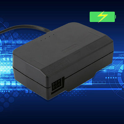 Portable Universal Outdoor Travel AC Adapter Power Charger For Nintendo 64 NE MR