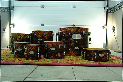 Pearl drum kit (bateria) and some accesories, near mint