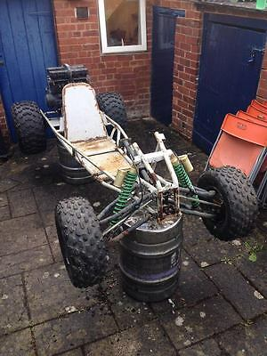 Off Road Dune Buggy Go Kart Project Adult