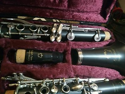 Rudall Carte Clarinet in Great condition!