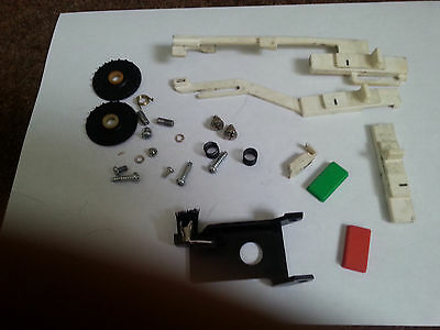 Assortment of Brother 95 Garter carriage spare parts