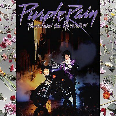 Prince - Purple Rain (Remastered) - Vinyl Lp & Poster *new & Sealed*