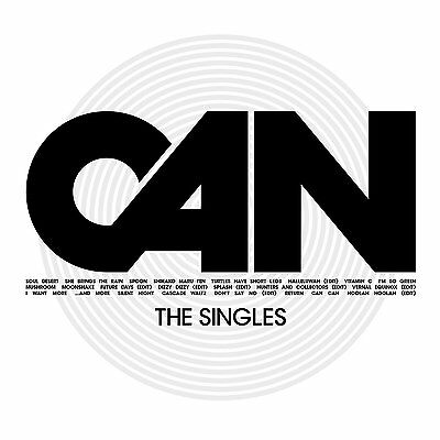 Can - The Singles (Best Of) - 3 x Vinyl LP *NEW & SEALED*