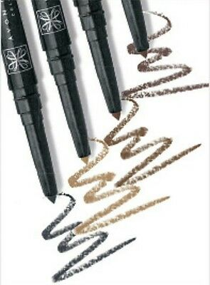 Avon True Colour Glimmerstick Brow Definer Brunette (Twist Up) NEW SHADES
