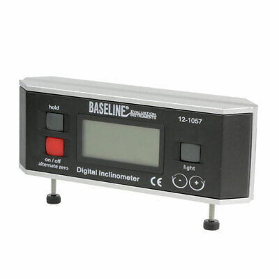 Baseline Digital Inclinometer Range-of-Motion Can Read Directly From LED Panel