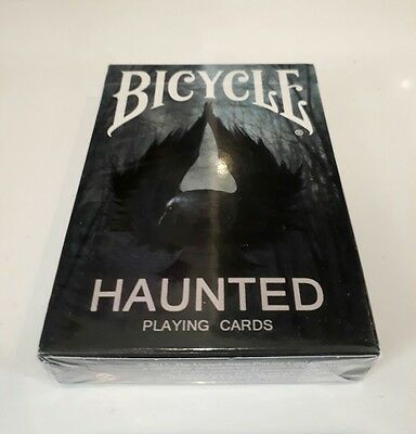 Bicycle Haunted Playing Cards Deck Limited Edition 1st Run USPCC