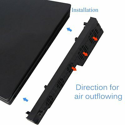 Lightweight Cooling Fan Side Mount Cooling Machine for Sony for Playstation 4 RS
