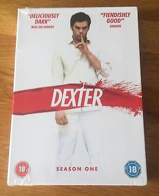 Dexter Season One New And Sealed DVD