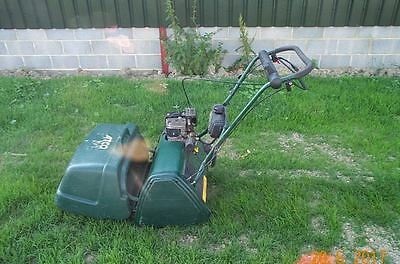 Atco Balmoral 20S Cylinder Lawn/grass Mower, With New Scarifyer