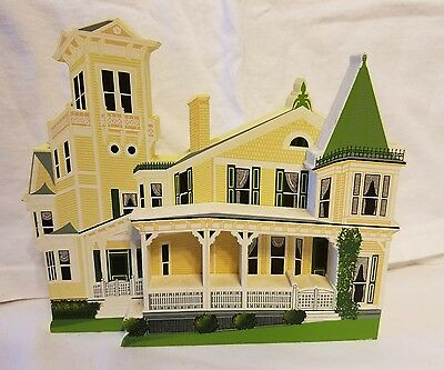 1996 Shella's Collectables Urfer House New Philadelphia Ohio Made Usa Pre Owned