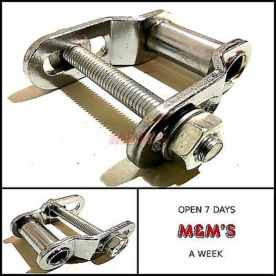 Classic Mini / Rover Mini / Cooper Steering Column Chrome Adjusta Bracket New
