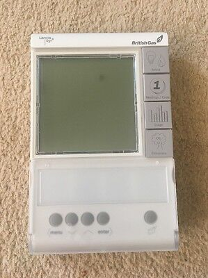 Home Energy Monitor, Ecometer Model 5262C by Landis+Gyr.