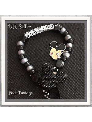 Boys Personalised Dummy Clip With Or Without Mam Adapter