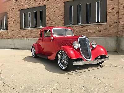 1934 Ford coupe steel body 1934 ford coupe