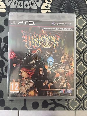 Dragon's Crown PS3 - Neuf sous blister