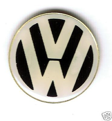 Automotive collectibles - Volkswagen tac style logo pin