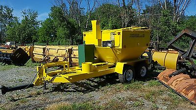 R.m.v. Hot Patcher By Spaulding 4 Ton Diesel Fired Hot Box