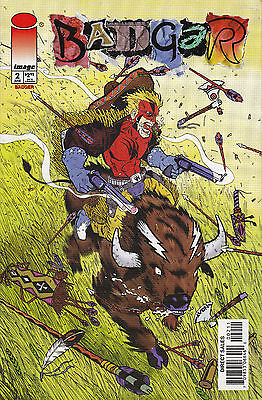 The Badger #2 (US-Comic)