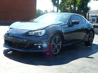 2016 Subaru BRZ Limited 2016 Subaru BRZ Limited Coupe Wrecked Repairable Only 7K Mi Economical, Sporty!